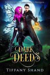 Tiffany Shand - Dark Deeds (Prequel)