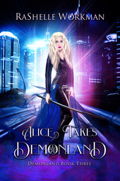 RaShelle Workman: Demonland Book 3