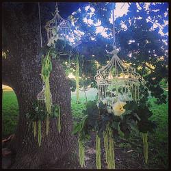 Instagram - Summer wedding at @racinelacolline on Saturday - ceremony backdrop o