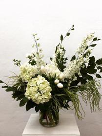 Botanical Vase Arrangement
