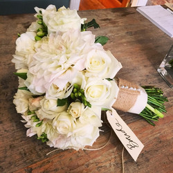 Instagram - Bridal bouquet for gorgeous Jodie! #congratulations #autumnwedding #