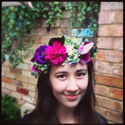 Instagram - Orange Picnic Races are on this weekend! Flower crowns are a gorgeou