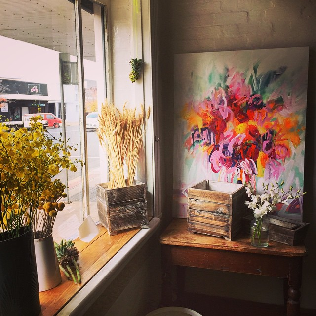 Instagram - Our new store 'Botanica Flora' will open tomorrow! Artworks by Loret