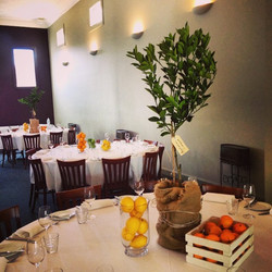 Instagram - Recent birthday lunch at Tonic with citrus orchard by @anythinggrows