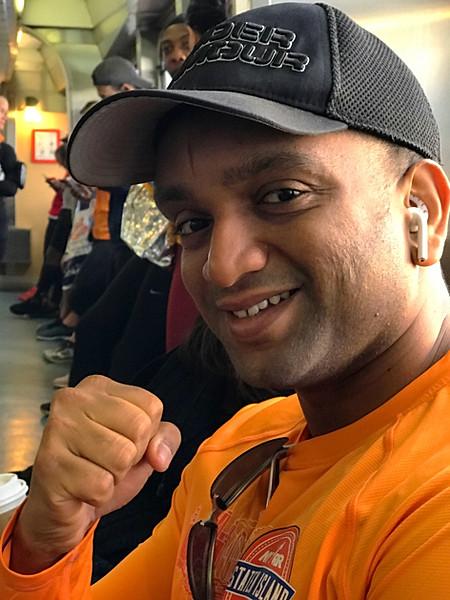 Anurag K., Fitness Enthusiast | Senior Analytics Consultant