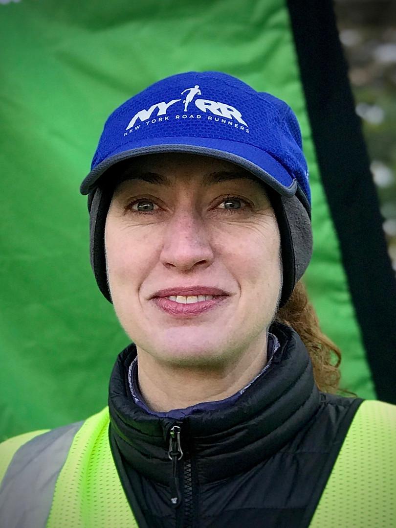 Molly T., Run Director, NYRR Open Run