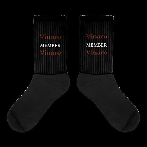 Vinaro Socks Black