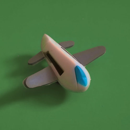 2pcs / Aeroplane - 3D