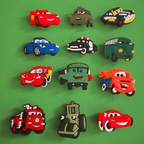 12pcs / Disney Cars - 2D