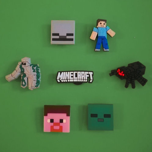 7pcs / Minecraft - 2D