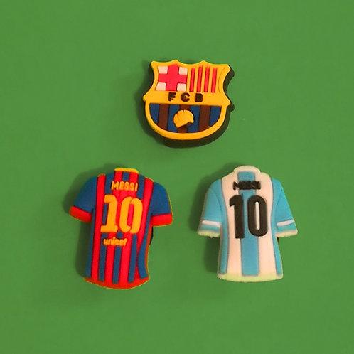 3pcs / Football - HQ