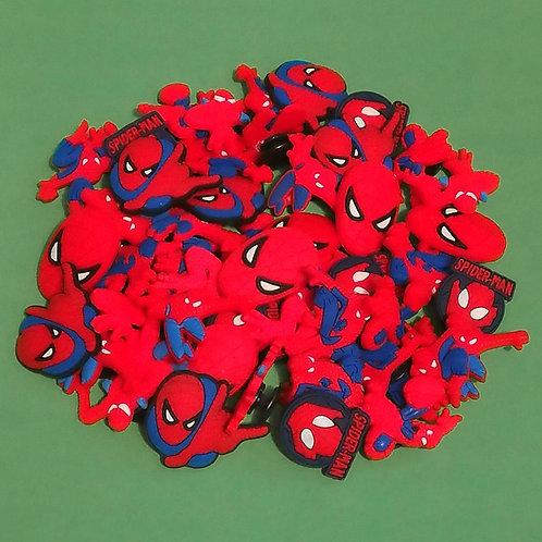 50pcs / Spiderman - 2D