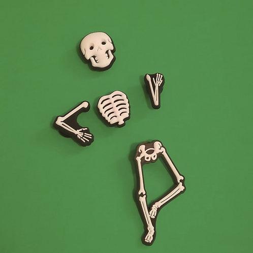 5pcs / 1 Skeleton -HQ