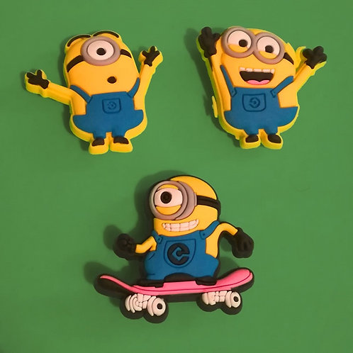 3pcs / Despicable Me Minions - HQ
