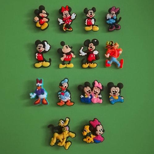 14pcs / Disney Mickey Mouse & Friends - 2D