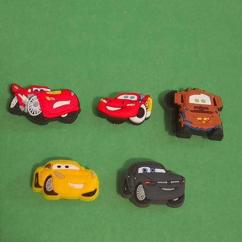 5pcs / Disney Cars - HQ