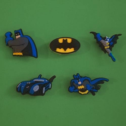 5pcs / Batman - 2D