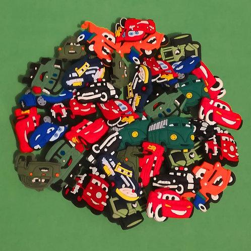 50pcs / Disney Cars - 2D