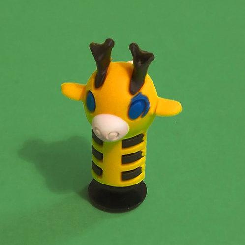 2pcs / Giraffe - 3D