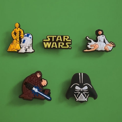 5pcs / Star Wars - 2D
