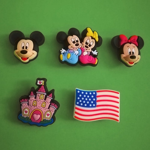5pcs / Disney Mickey & Friends - HQ