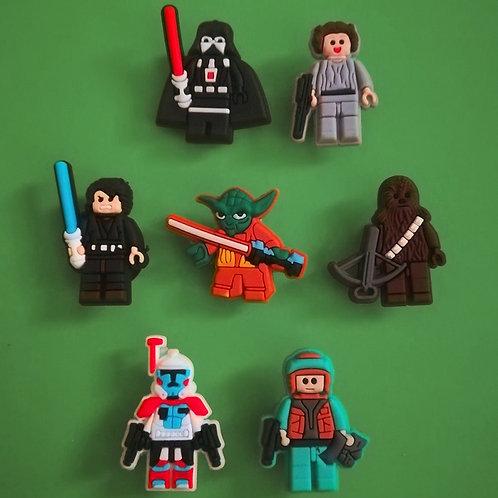 7pcs / Lego Star Wars - 2D
