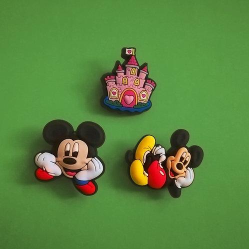 3pcs / Disney Mickey & Friends - HQ