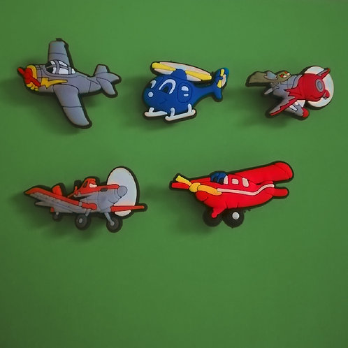 5pcs / Disney Planes - 2D