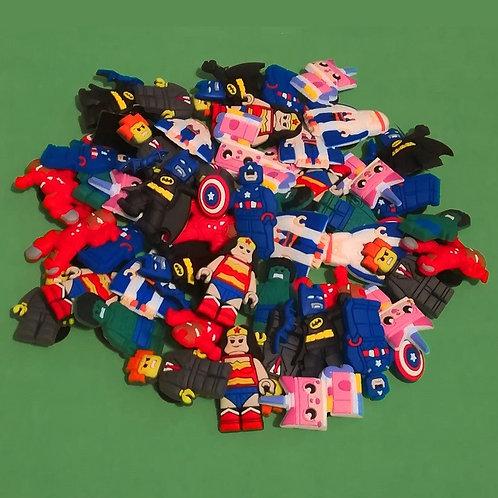 50pcs / Lego Avengers - 2D