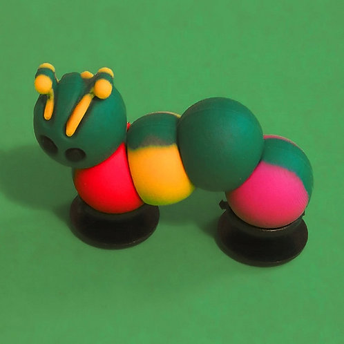 2pcs / Caterpillar - 3D