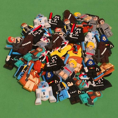 50pcs / Lego Star Wars - 2D