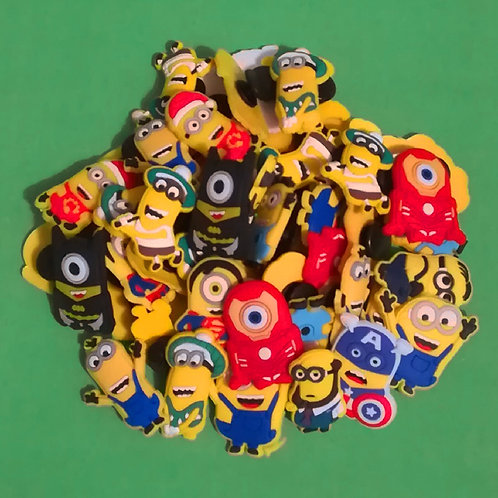 50pcs / Despicable Me Minions - 2D