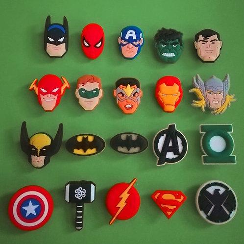 20pcs / Avengers - 2D