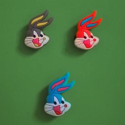 3pcs / Bugs Bunny - 2D