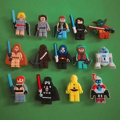 14pcs / Lego Star Wars - 2D