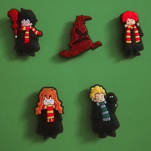 5pcs / Harry Potter - 2D