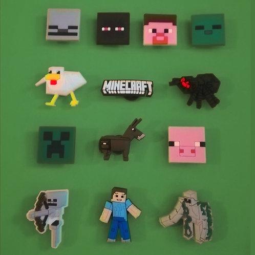 13pcs / Minecraft - 2D