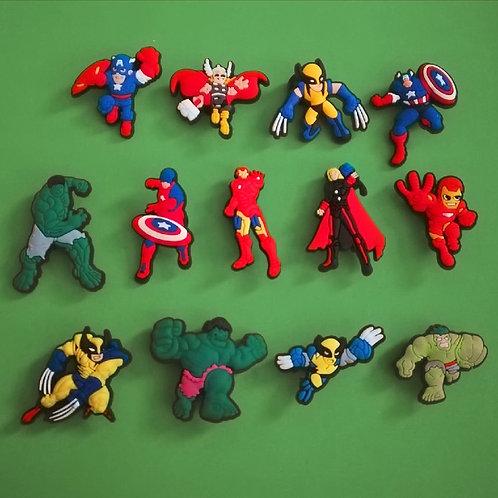13pcs / Avengers - 2D