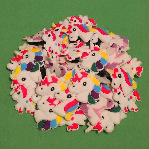 50pcs / Unicorns - 2D