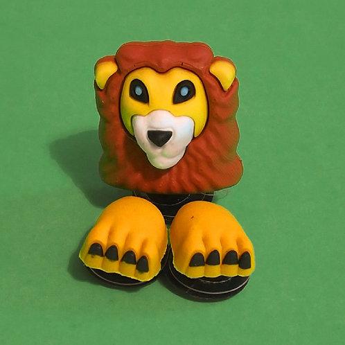 3pcs / 1 Lion - 3D