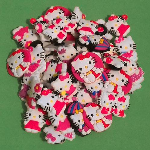 50pcs / Hello Kitty - 2D