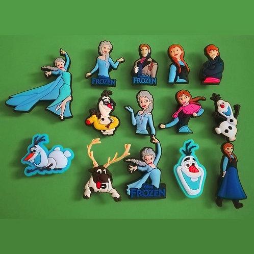 14pcs / Disney Frozen - 2D