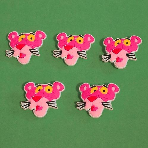 5pcs / Pink Panther - 2D