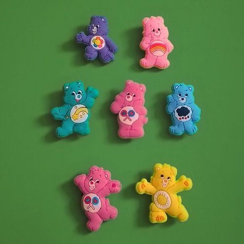 7pcs / Care Bears - 2D