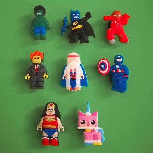 8pcs / Lego Avengers - 2D