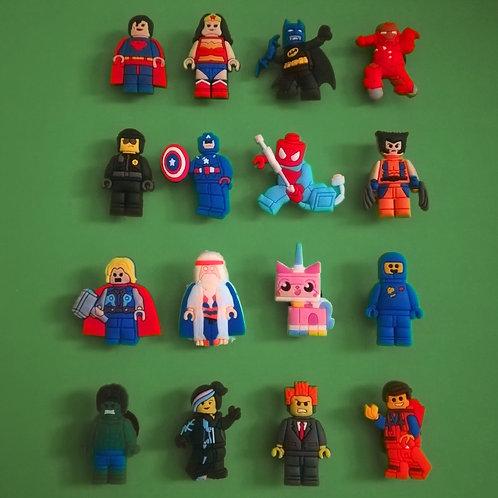 16pcs / Lego Avengers - 2D