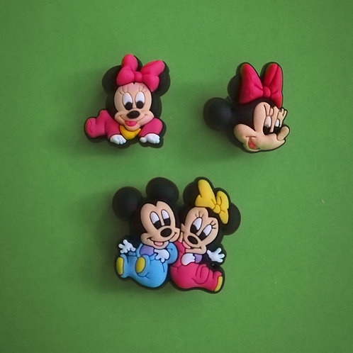 3pcs / Disney Mickey & Friends - HQ