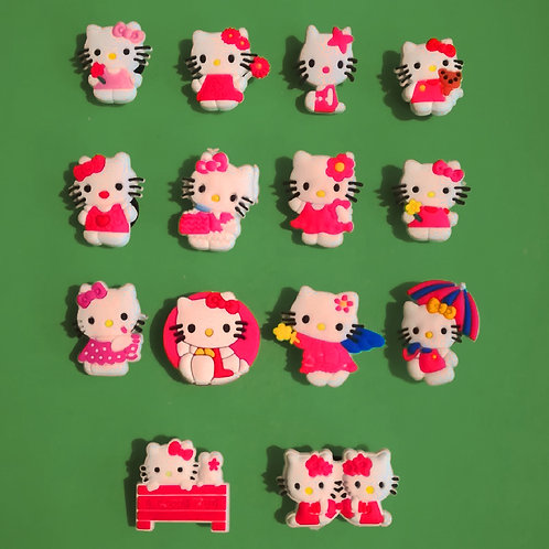 14pcs / Hello Kitty - 2D