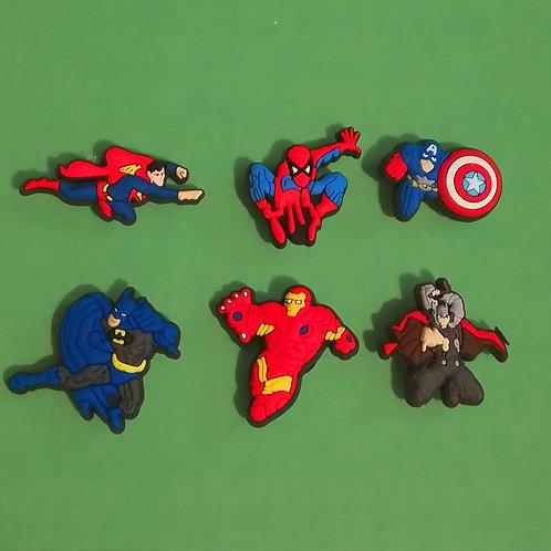6pcs / Avengers - HQ