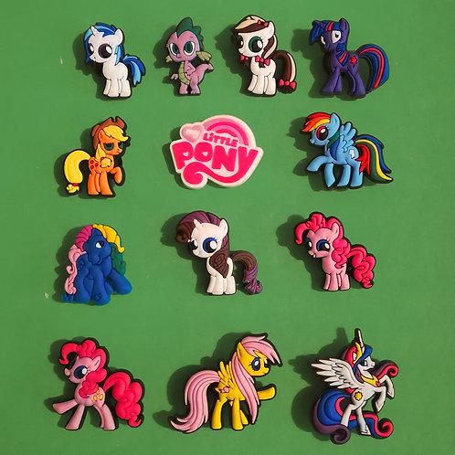13pcs / My Little Pony - 2D